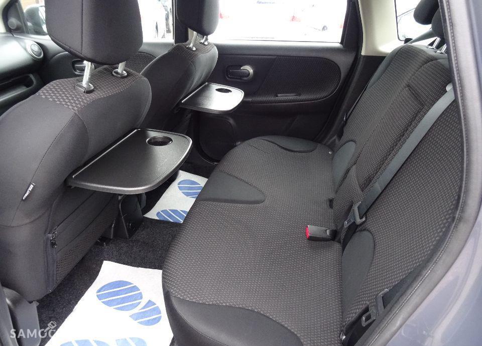 Nissan Note 1.5DCI 86KM Klima Serwis Bezwypadkowy 121