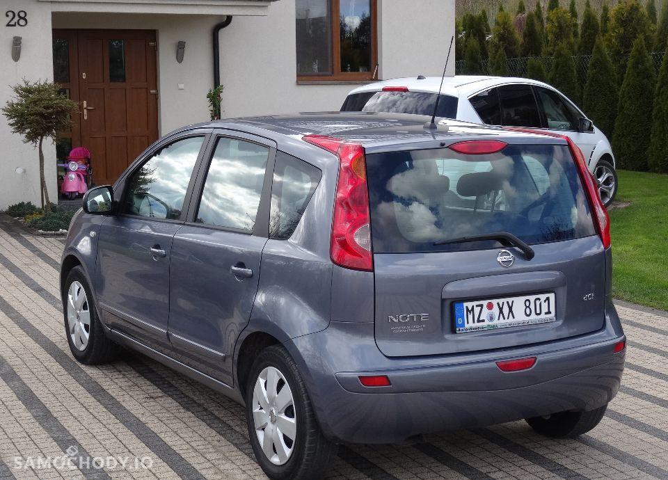 Nissan Note 1.5DCI 86KM Klima Serwis Bezwypadkowy 16