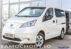 nissan nv200 Nissan NV200 ELEKTRYCZNY Combi Tekna + Connect + 6.6 kW + French door