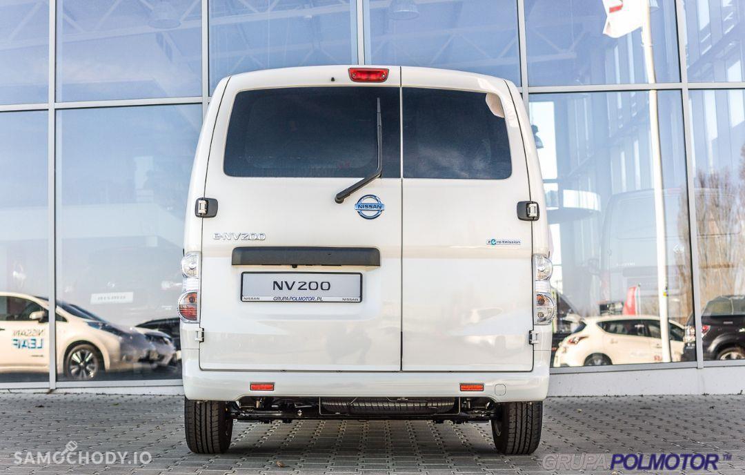 Nissan NV200 ELEKTRYCZNY Combi Tekna + Connect + 6.6 kW + French door 37