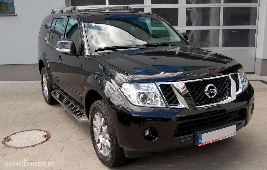 Nissan Pathfinder 2012, 2.5D 190KM Aut, wersja LE, 7 osobowy, polski salon, serwis ASO 2