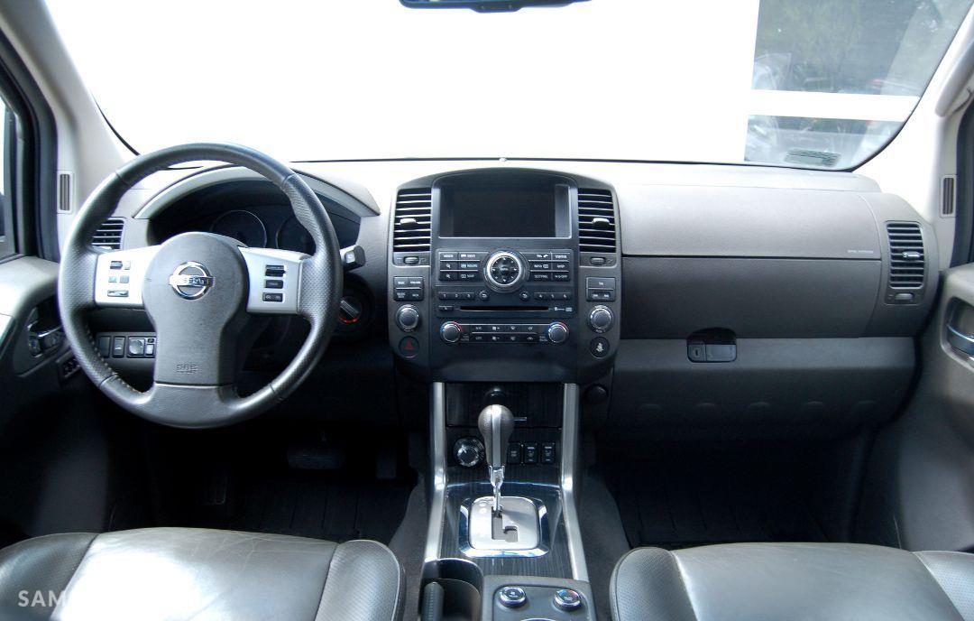 Nissan Pathfinder 2012, 2.5D 190KM Aut, wersja LE, 7 osobowy, polski salon, serwis ASO 22