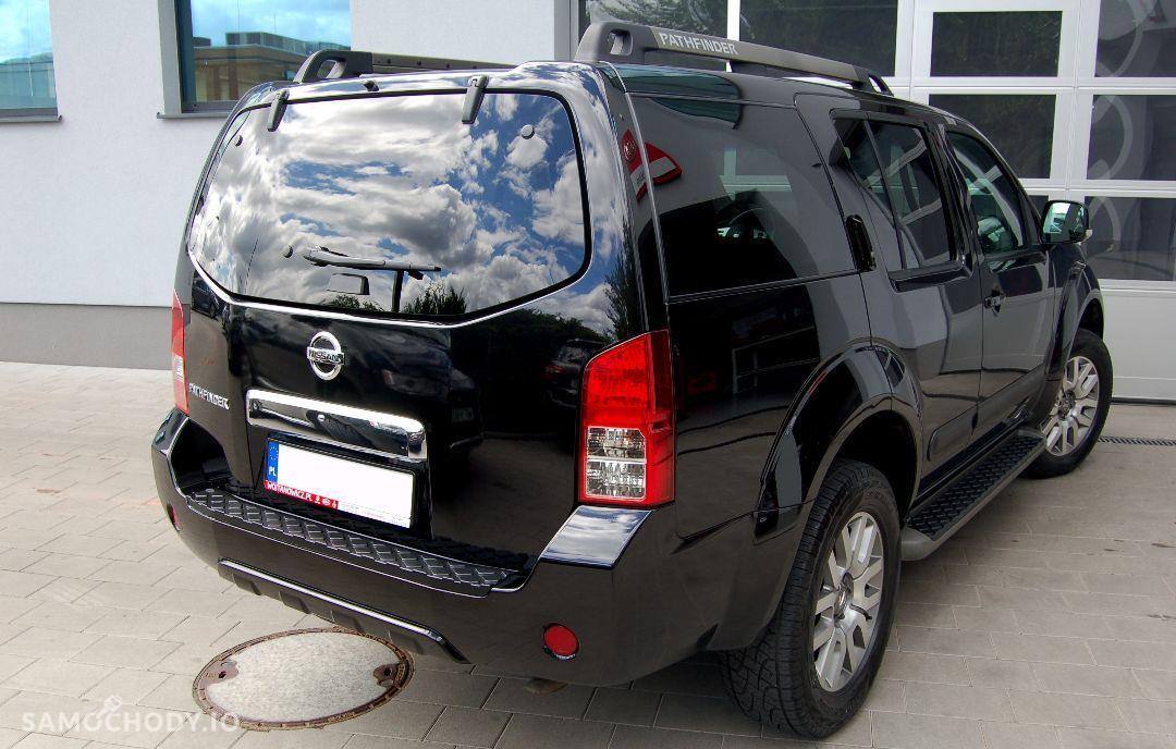 Nissan Pathfinder 2012, 2.5D 190KM Aut, wersja LE, 7 osobowy, polski salon, serwis ASO 7
