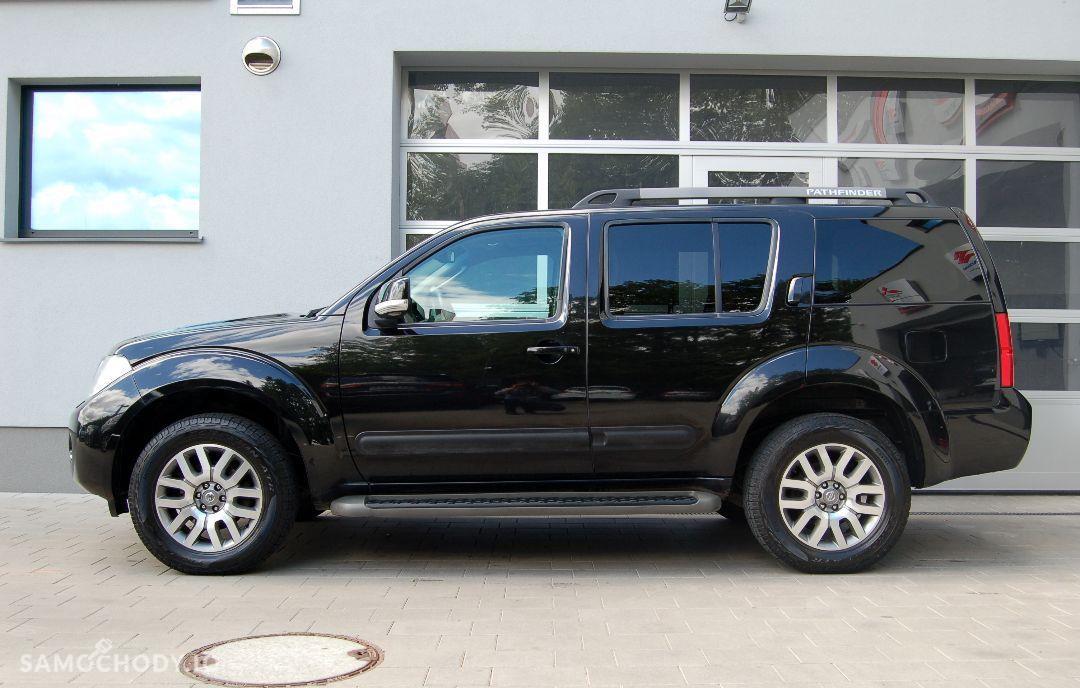 Nissan Pathfinder 2012, 2.5D 190KM Aut, wersja LE, 7 osobowy, polski salon, serwis ASO 16