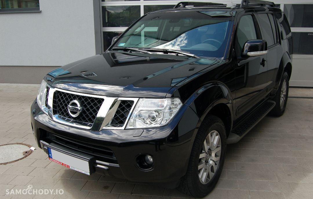 Nissan Pathfinder 2012, 2.5D 190KM Aut, wersja LE, 7 osobowy, polski salon, serwis ASO 1