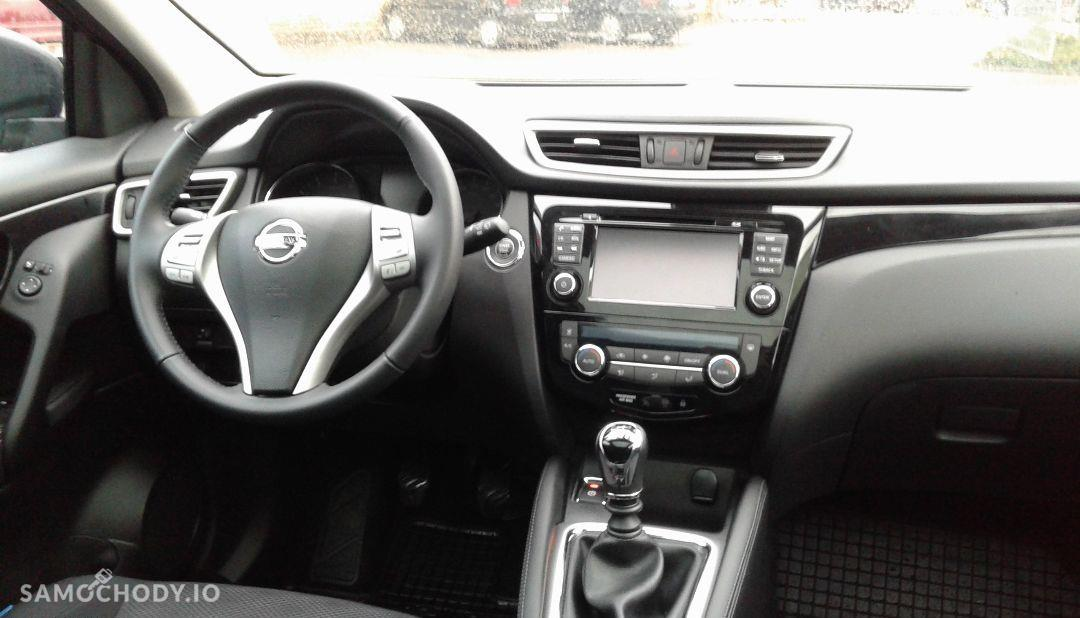 Nissan Qashqai 1,6 DIG T 163KM N Connecta/premium pack 2017 11