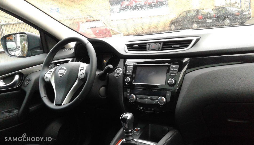 Nissan Qashqai 1,6 DIG T 163KM N Connecta/premium pack 2017 16