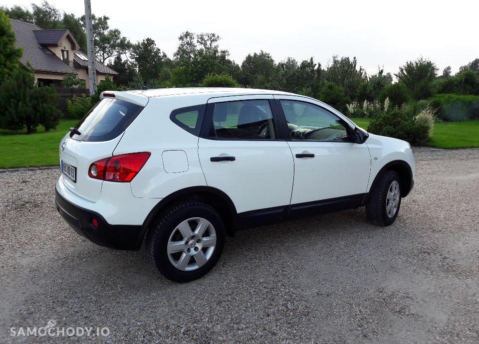 Nissan Qashqai 1.6 115KM Bezwypadkowy Kolor Biała Perła Nowe opony lato/zima. 4