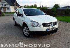 nissan z województwa mazowieckie Nissan Qashqai 1.6 115KM Bezwypadkowy Kolor Biała Perła Nowe opony lato/zima.