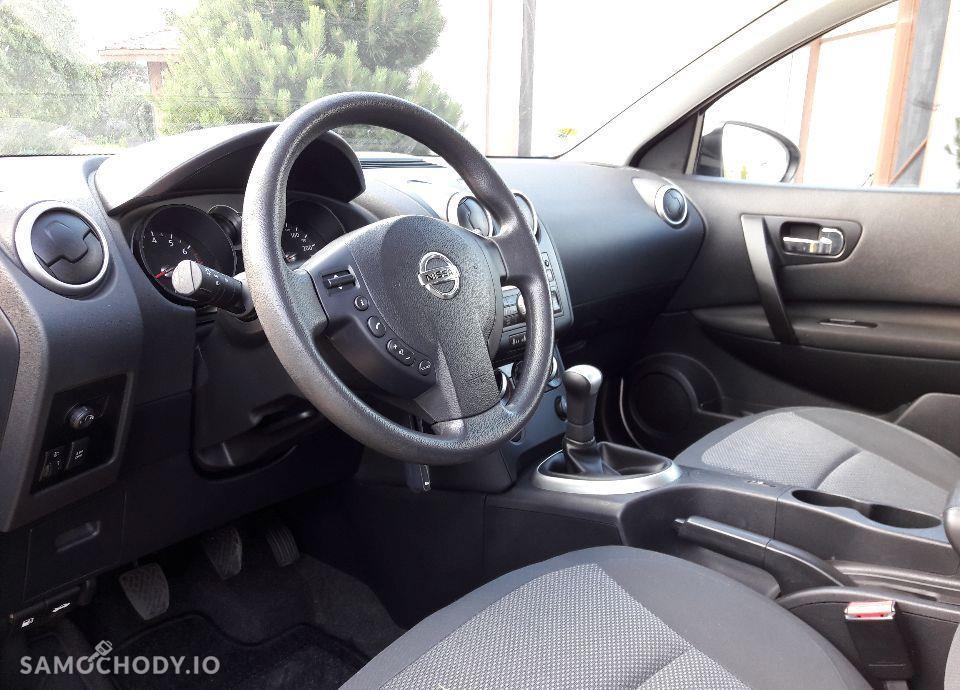 Nissan Qashqai 1.6 115KM Bezwypadkowy Kolor Biała Perła Nowe opony lato/zima. 46