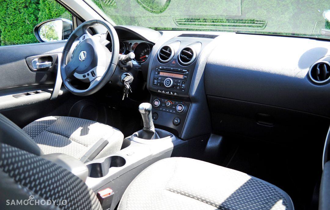 Nissan Qashqai OPŁACONY Climatronic Tempomat 37