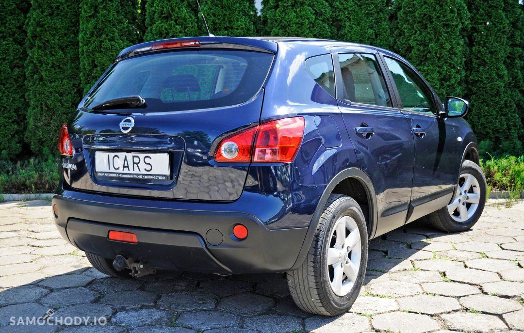 Nissan Qashqai OPŁACONY Climatronic Tempomat 7
