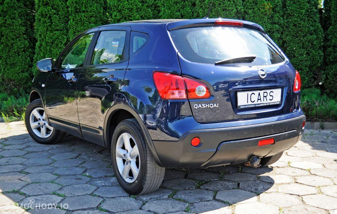 Nissan Qashqai OPŁACONY Climatronic Tempomat 11