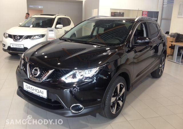 Nissan Qashqai Qashqai 110KM, tylko 3,6 L/100km, DIESEL w cenie BENZYNY OD RĘKI !!! 1