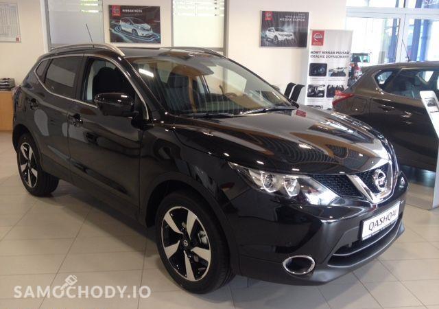Nissan Qashqai Qashqai 110KM, tylko 3,6 L/100km, DIESEL w cenie BENZYNY OD RĘKI !!! 2