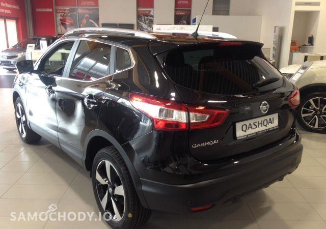 Nissan Qashqai Qashqai 110KM, tylko 3,6 L/100km, DIESEL w cenie BENZYNY OD RĘKI !!! 7