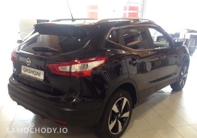 Nissan Qashqai Qashqai 110KM, tylko 3,6 L/100km, DIESEL w cenie BENZYNY OD RĘKI !!! 4