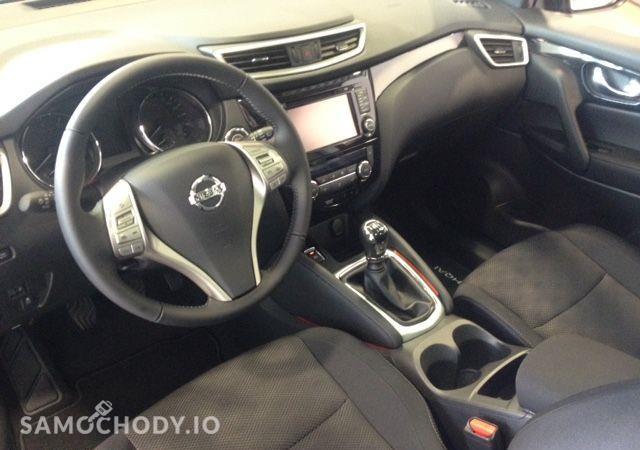 Nissan Qashqai Qashqai 110KM, tylko 3,6 L/100km, DIESEL w cenie BENZYNY OD RĘKI !!! 11