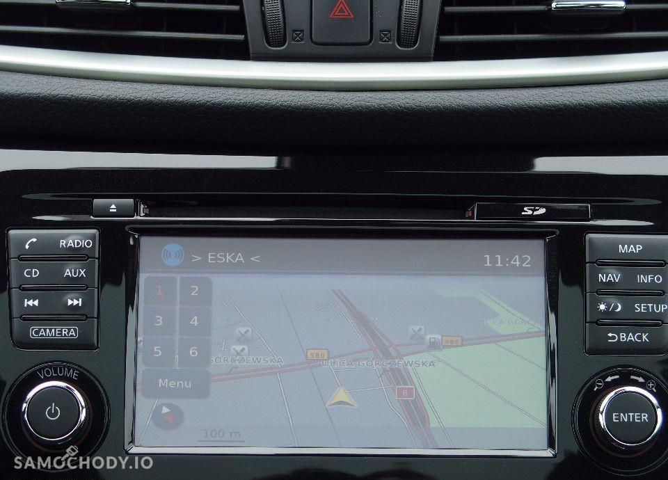 Nissan Qashqai 1.2 DIG T 116KM N Connecta +Relingi+Panorama (I wł, Gwarancja, VAT) 37