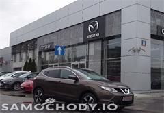 nissan z województwa mazowieckie Nissan Qashqai 1.2 DIG T 116KM N Connecta +Relingi+Panorama (I wł, Gwarancja, VAT)