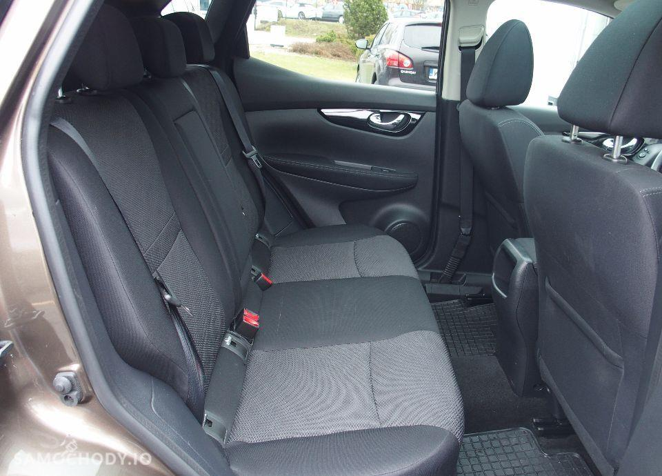 Nissan Qashqai 1.2 DIG T 116KM N Connecta +Relingi+Panorama (I wł, Gwarancja, VAT) 79