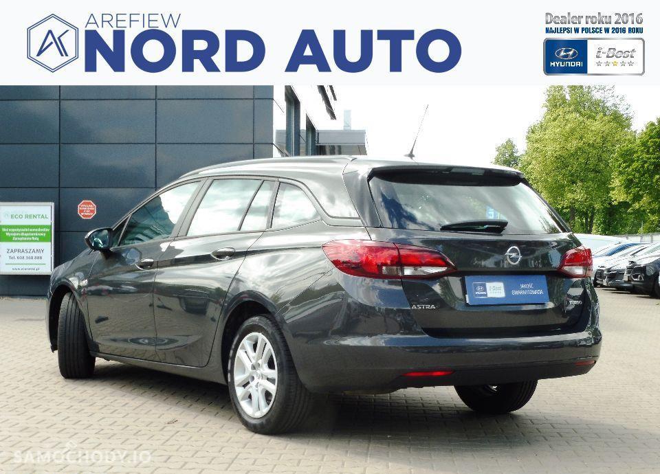 Opel Astra Enjoy 1.4T 125KM, faktura vat, krajowy 4