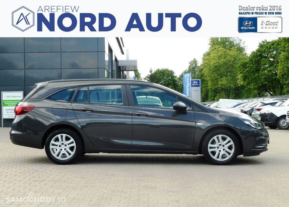 Opel Astra Enjoy 1.4T 125KM, faktura vat, krajowy 29