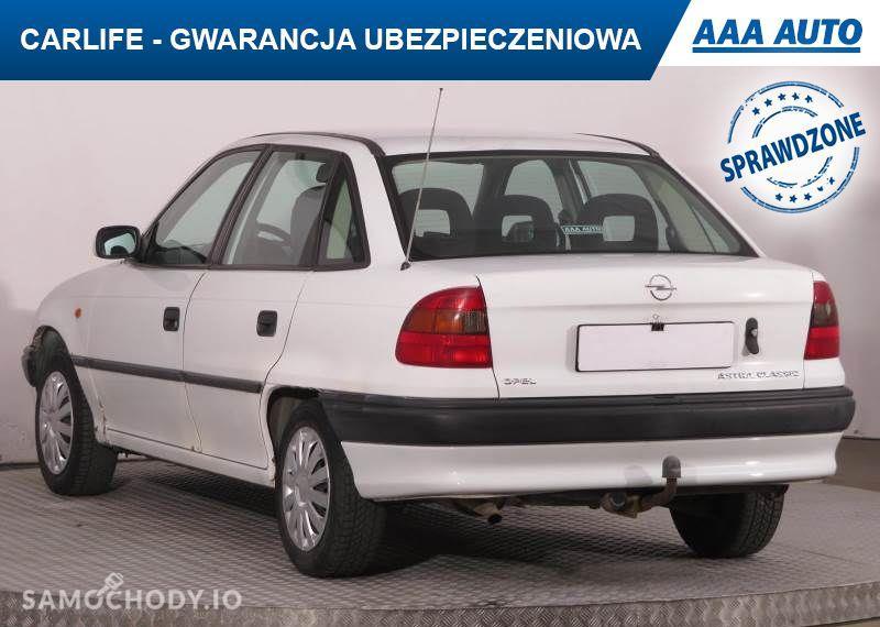 Opel Astra 1.6 16V, Salon Polska, 1. Właściciel, wspomaganie Kierownicy 11