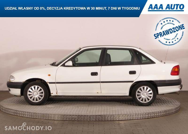 Opel Astra 1.6 16V, Salon Polska, 1. Właściciel, wspomaganie Kierownicy 7