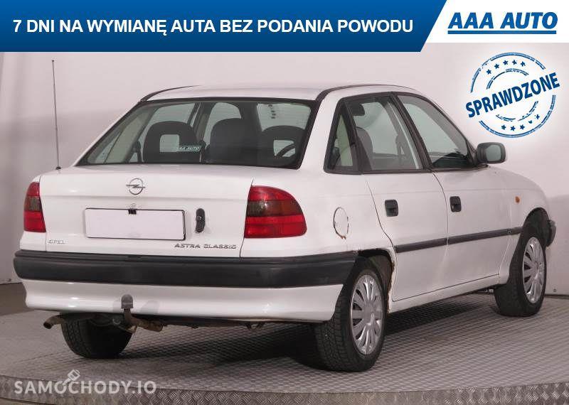Opel Astra 1.6 16V, Salon Polska, 1. Właściciel, wspomaganie Kierownicy 22