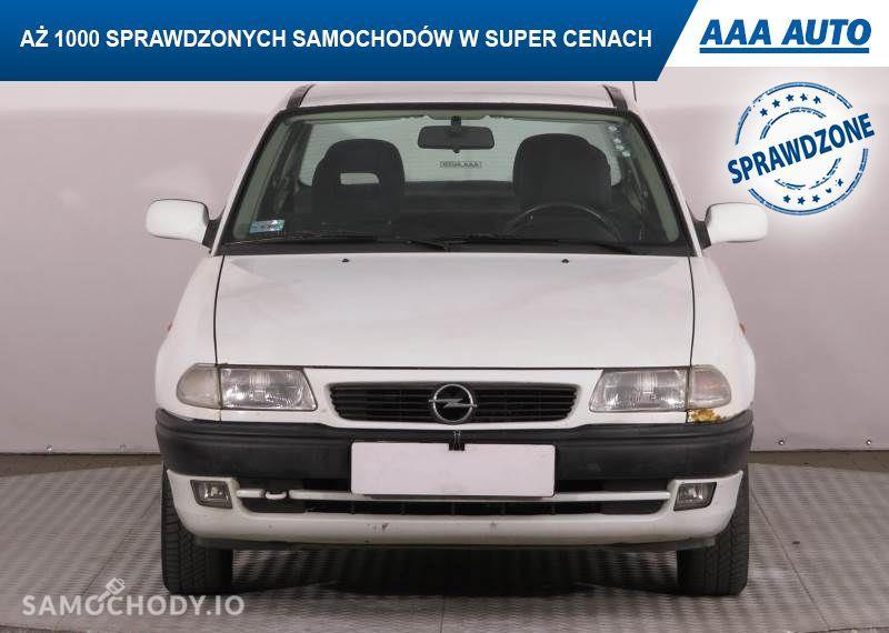 Opel Astra 1.6 16V, Salon Polska, 1. Właściciel, wspomaganie Kierownicy 2