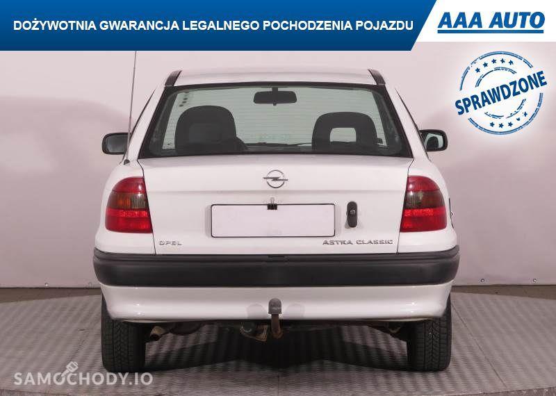 Opel Astra 1.6 16V, Salon Polska, 1. Właściciel, wspomaganie Kierownicy 16