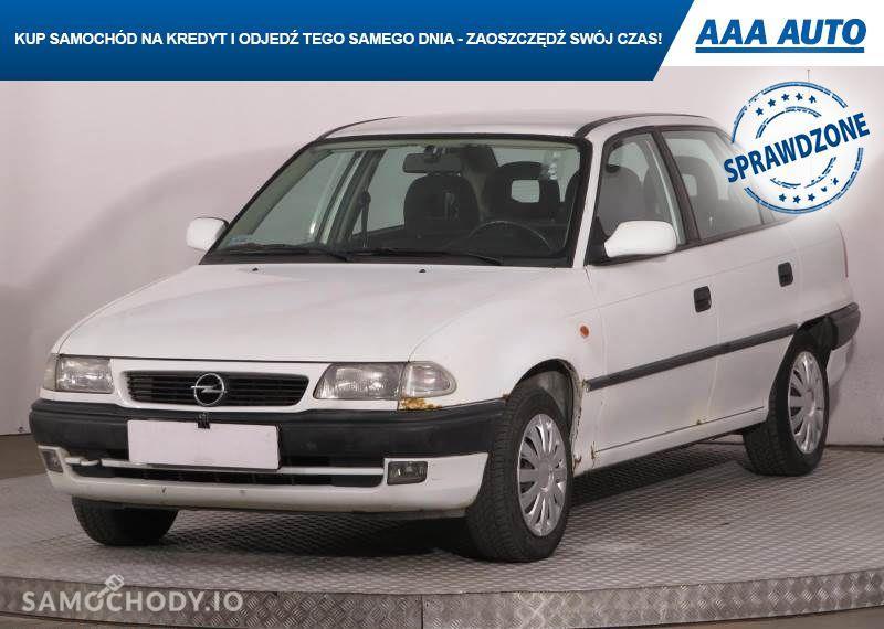 Opel Astra 1.6 16V, Salon Polska, 1. Właściciel, wspomaganie Kierownicy 4