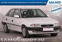opel z województwa mazowieckie Opel Astra 1.6 16V, Salon Polska, 1. Właściciel, wspomaganie Kierownicy