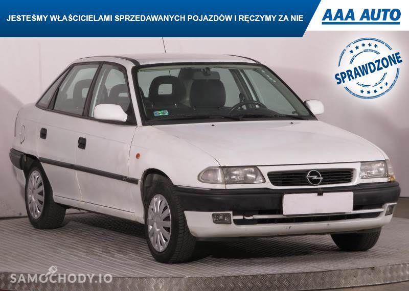 Opel Astra 1.6 16V, Salon Polska, 1. Właściciel, wspomaganie Kierownicy 1