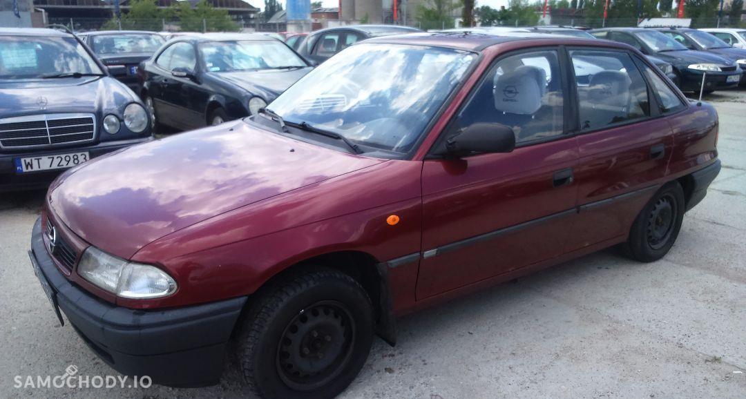 Opel Astra 1.4B+GAZ, 1 właściciel, stan dobry, opłaty, WWA! 1