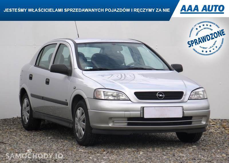 Opel Astra 1.4, Salon Polska, 1. Właściciel, Klima 1