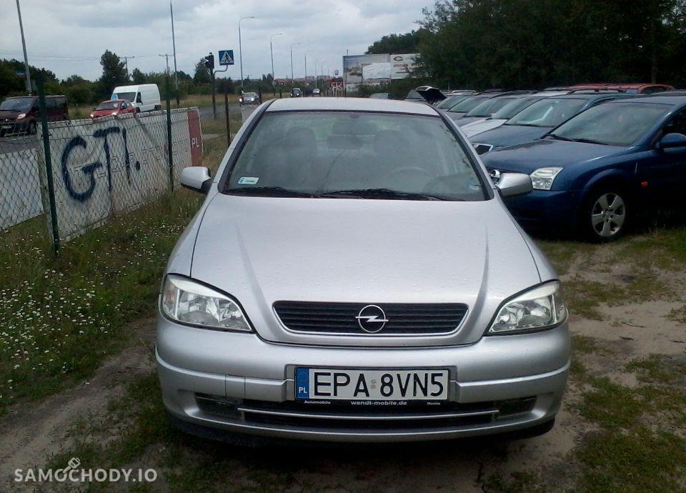 Opel Astra 1.8 b,automat,skóry,wersja limitowana,super stan 2