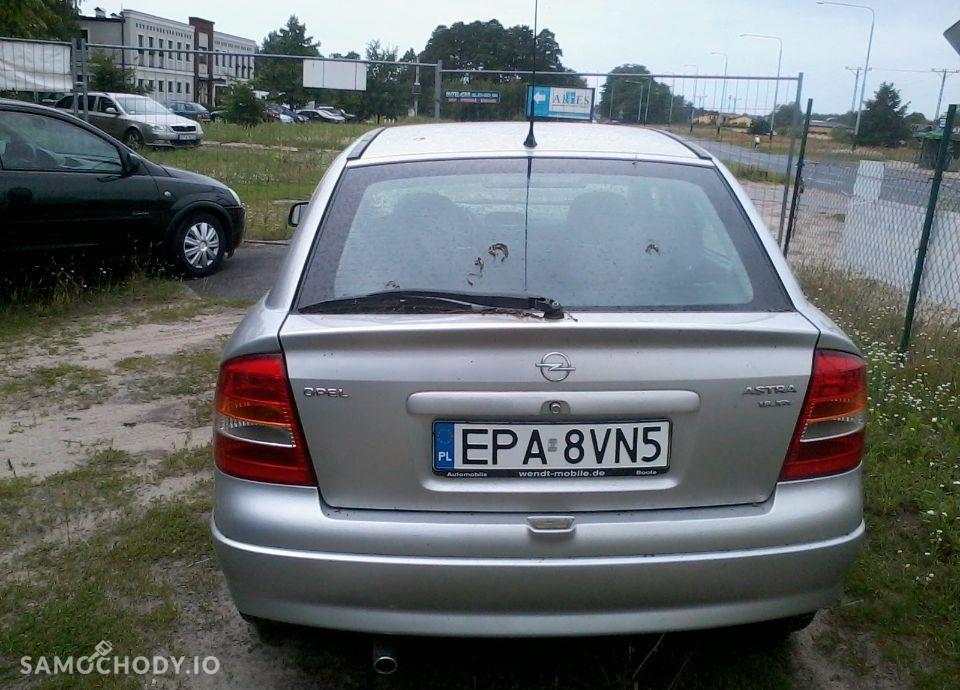 Opel Astra 1.8 b,automat,skóry,wersja limitowana,super stan 11