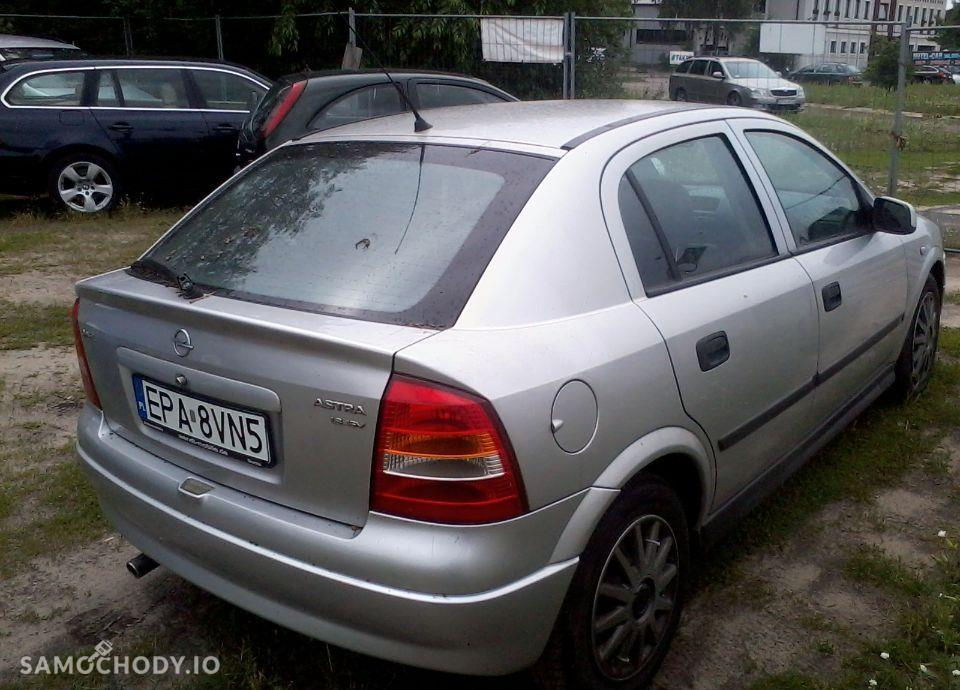 Opel Astra 1.8 b,automat,skóry,wersja limitowana,super stan 7