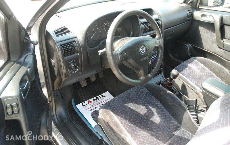 Opel Astra 1.6 benzyna w dobrym stanie technicznym i wizualnym z klimą, 29