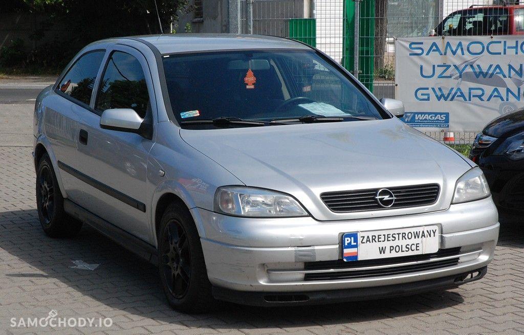 Opel Astra 1.6 benzyna w dobrym stanie technicznym i wizualnym z klimą, 4