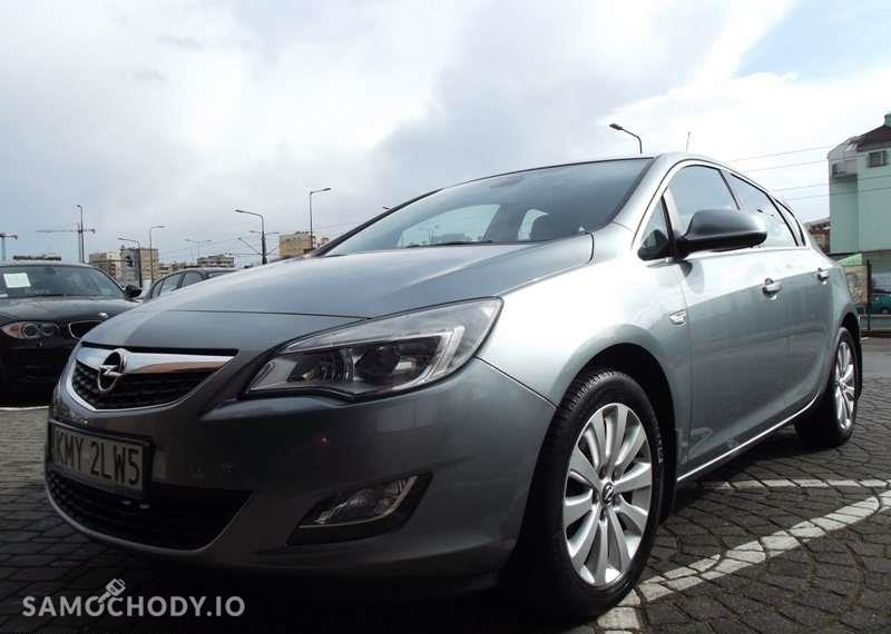 Opel Astra Salon PL Niski Przebieg Koła Lato/Zima 1