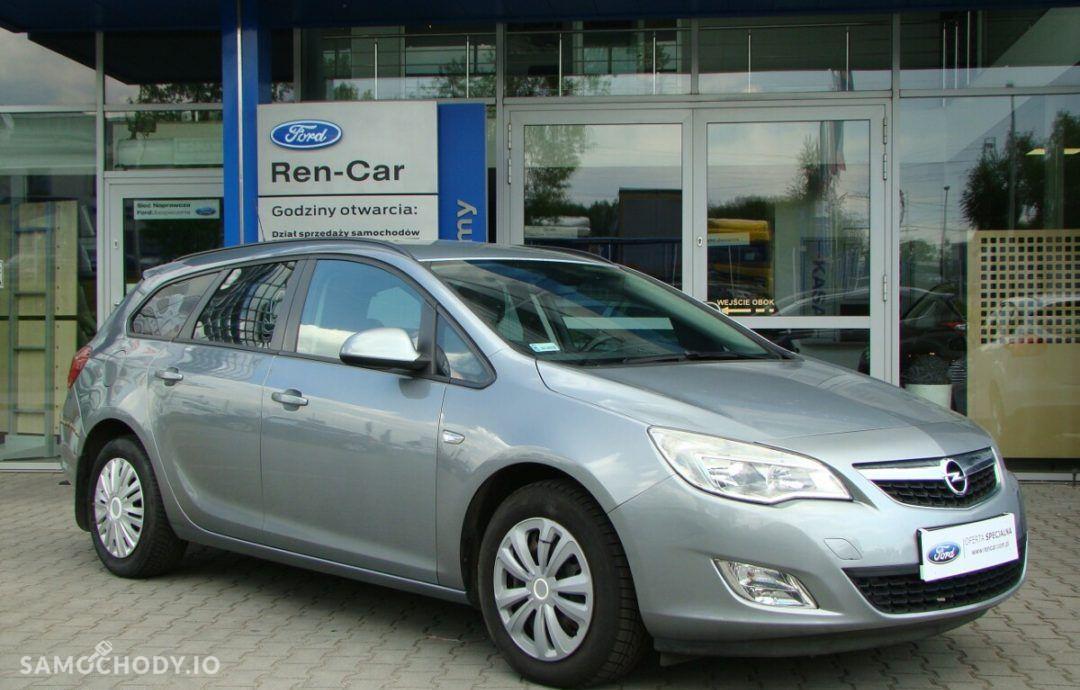 Opel Astra IV Enjoy Kombi 1.7 CDTI, krajowy, faktura Vat 23% / 744 1