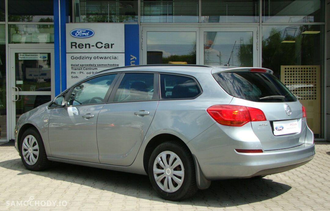 Opel Astra IV Enjoy Kombi 1.7 CDTI, krajowy, faktura Vat 23% / 744 7