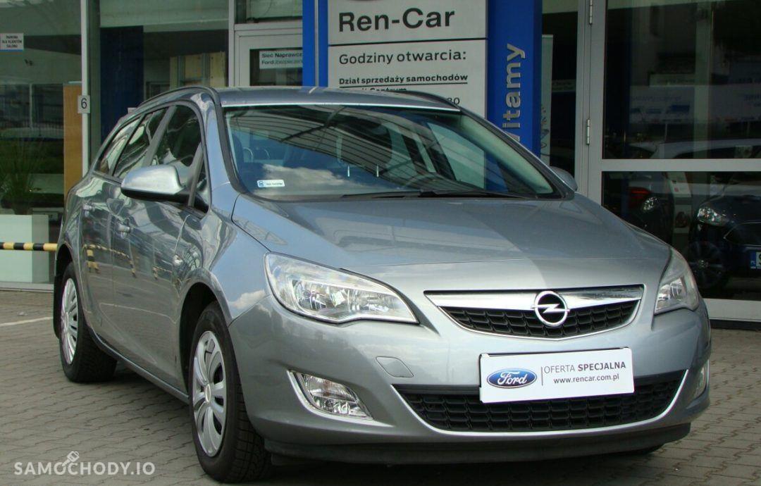 Opel Astra IV Enjoy Kombi 1.7 CDTI, krajowy, faktura Vat 23% / 744 2