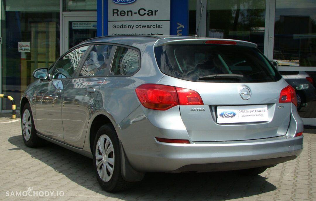 Opel Astra IV Enjoy Kombi 1.7 CDTI, krajowy, faktura Vat 23% / 744 4