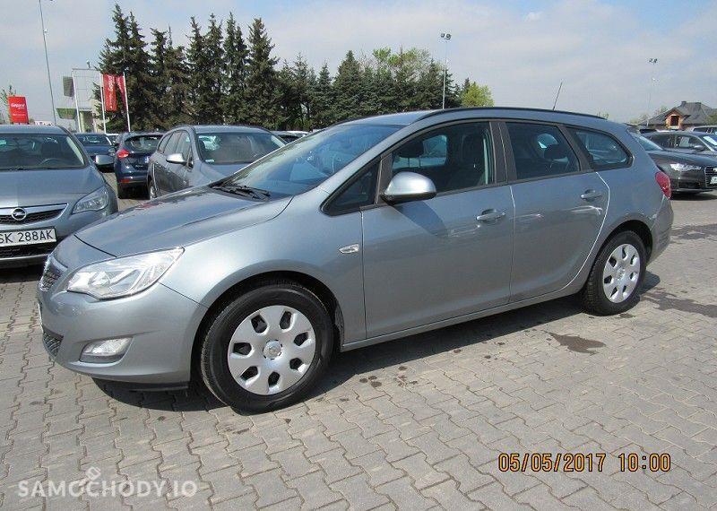 Opel Astra Salon PL, Sports Tourer 1.7 CDTI ENJOY serwisowany 2