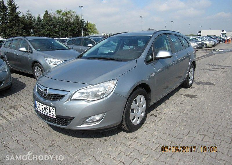 Opel Astra Salon PL, Sports Tourer 1.7 CDTI ENJOY serwisowany 1