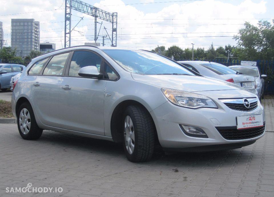 Opel Astra 1.7 CDTI Salon PL 2